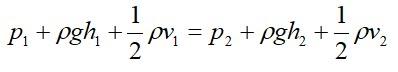 persamaan bernoulli 1